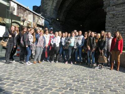 Clôture du projet Fondation Roi Baudouin sur l'enseignement en immersion