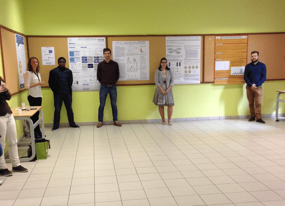 Concours Posters et Formation continue à Fleurus