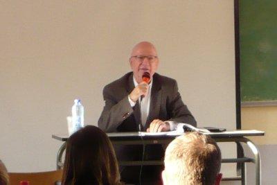 Rencontre avec Jacques Mercier à Loverval