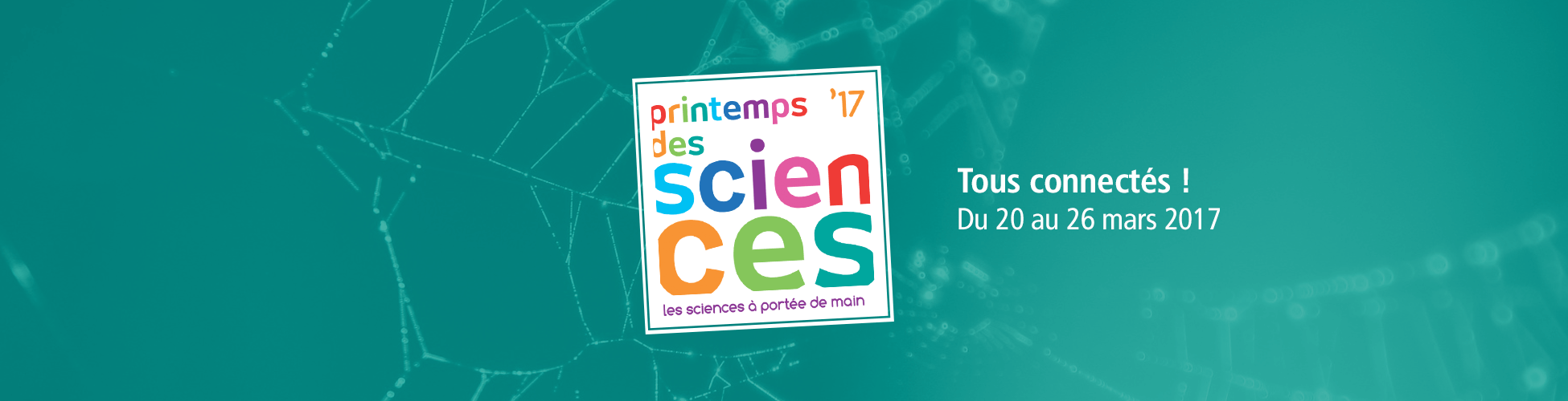 Printemps de sciences 2017