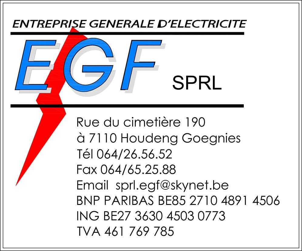 EGF SPRL