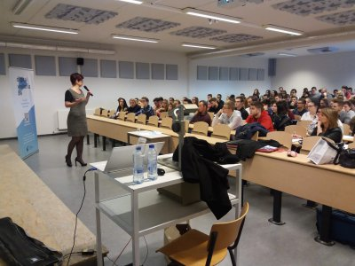 L'évolution digitale du métier de comptable : exposé d'Odile Bodart (Digital Wallonia)