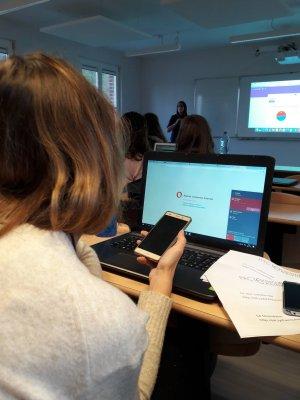 Le numérique au service des apprentissages