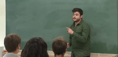 Témoignage d'un étudiant syrien