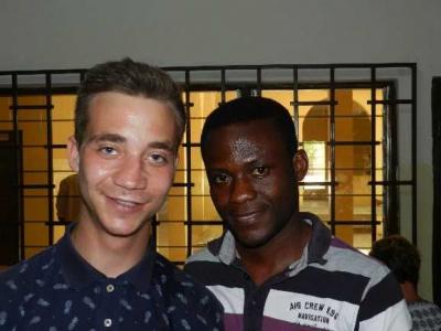 De retour du Togo : les régents techniques de BLC