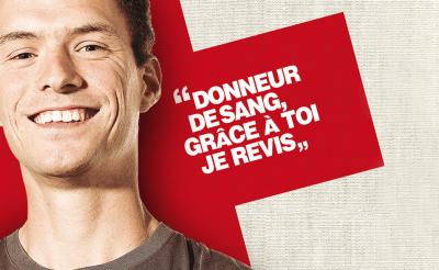 Don de sang (Campus Mons) : 45 min de votre temps pour sauver des vies.