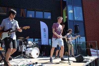 Semaine de la musique sur le Campus de Mons