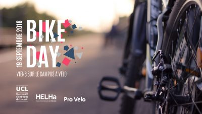 BIKE DAY 2018 : Viens sur le Campus Mons à vélo