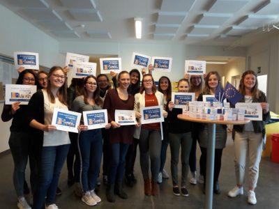 Journée européenne des langues : HELHa Economique Mons