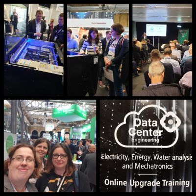 Promotion de notre formation Data Center à Londres