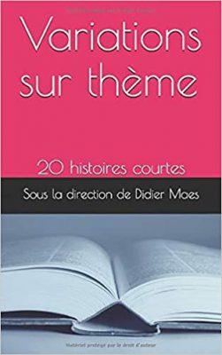 Nos étudiants de BLOC 1 en régendat français à Braine-le-Comte ont publié leur propre recueil