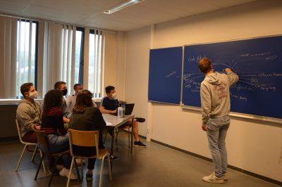 Conférences et sorties pour les étudiants du Domaine Technique de la HELHa