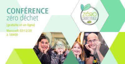 Conférence en ligne sur la réduction des déchets