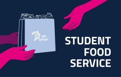 Un Student Food Service pour les étudiants en difficulté