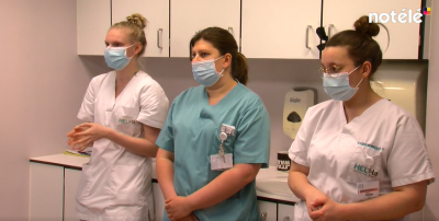 Nouveau dispositif pédagogique pour nos étudiant·e·s infirmier·ère·s de Mouscron