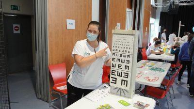 Etudiants et enseignants de la HELHa actifs en termes de sensibilisation à la santé!